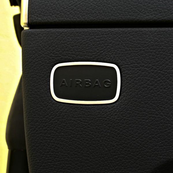 R172-030 :: Zierrahmen Airbagschilder 2 st.