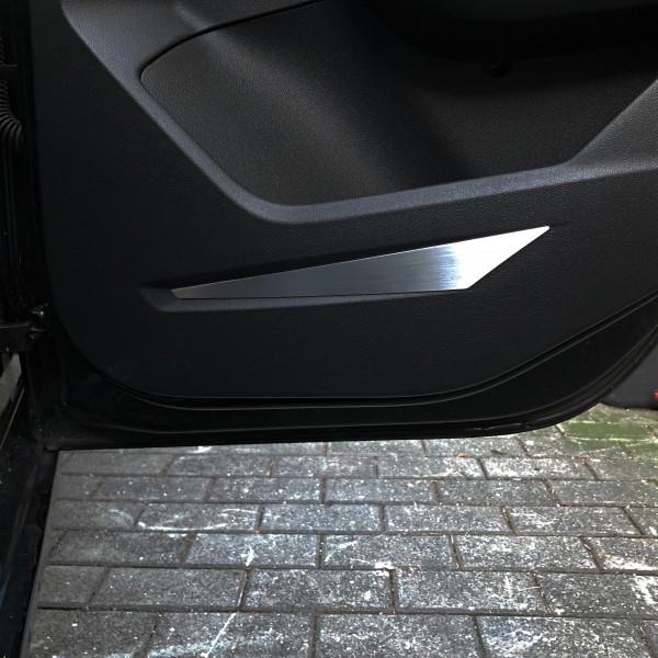 A119-026 Aluminium Zierblenden Türen hinten 2st.