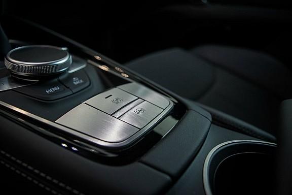 Zierblende Schalter Mittelkonsole 5 teilig Coupe