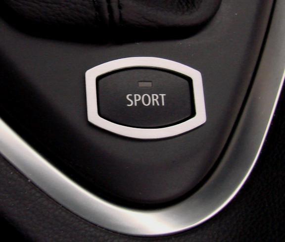 Zierfrahmen Sportschalter