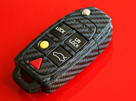 FB 003 Cabonoptik Volvo Key