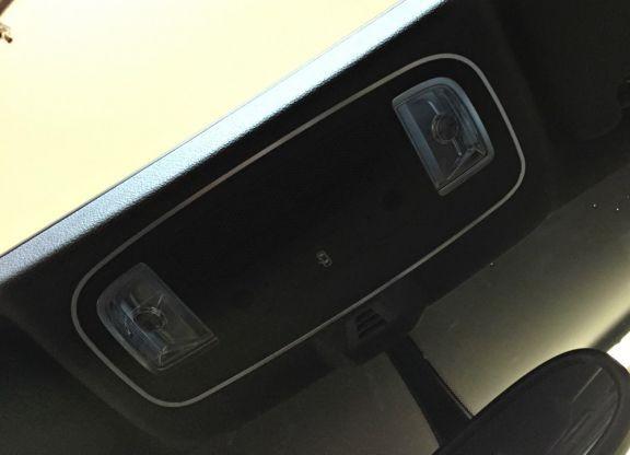 1 Aluminiumrahmen Innenraumbeleuchtung gro