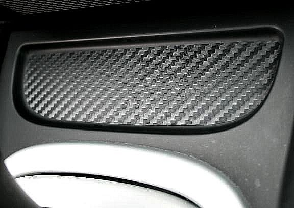 Carbondekor Ablage Mittelkonsole