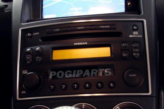 1 Zierrahmen Radio