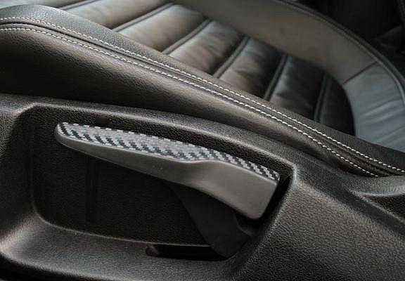 Carbondekor Sitzhöhenverstellung