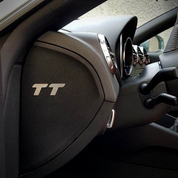 TT Logos Seitendeckel Sicherungskasten R+L